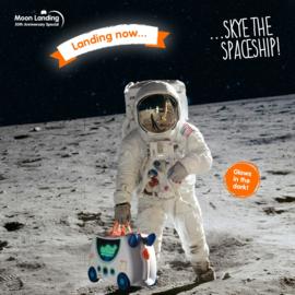 Trunki kinderkoffer Space (ruimtevaart)