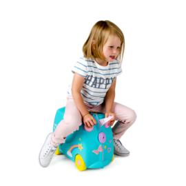 Trunki kinderkoffer Unicorn (Una)