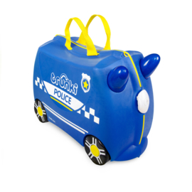 Trunki kinderkoffer Percy politie