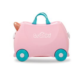 Trunki kinderkoffer Flossy Flamingo