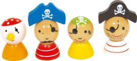 Mens erger je niet pirateneiland