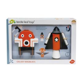 Magnetische Magblocs Galaxy Tender Leaf Toys