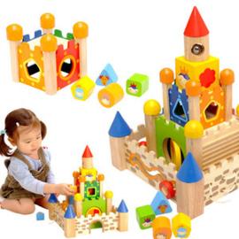 Kasteel constructieset multifunctioneel
