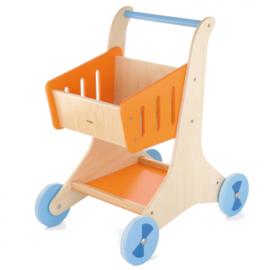 Houten winkelwagentje Viga Toys