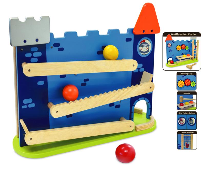 Activiteitenkasteel rollerbaan avontuur I'm Toy