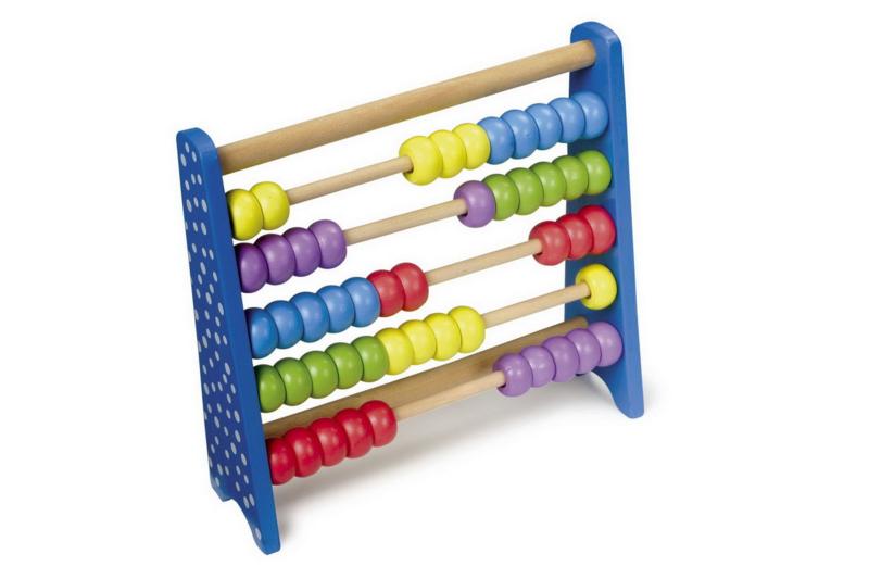 Houten telraam / abacus
