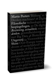 Boek 'Filosofische bespiegelingen' essay's met als motto 'bezinning, actualiteit en denken' Bestelbaar vanaf 29 maart 2021. Levering medio april 2021.