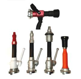Straalpijpen | Brandslangspuiten | Multidoel nozzles