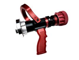 Professionele Water Nozzle (PWN 500) 500 liter / minuut + Storz NOK / NA 66 (Storz C) | Traploos verstelbaar Flush | FOG