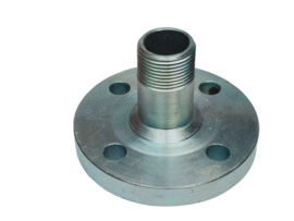 Flenskoppeling RVS 316 | Flens DIN PN 16 | BSPP buitendraad