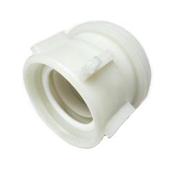 IBC S60 x 6 koppeling x DIN 11851 draadstuk buitendraad | DN 40
