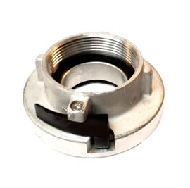 """Storz aansluitstuk aluminium NOK 66 - 2"""" BSP binnendraad MET GRENDEL / WITH LOCK"""