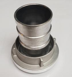 "Storz koppeling 2"" (52 mm) NOK 66 aluminium lange pilaar (Storz C)"