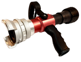 Water Nozzle 600 liter / minuut bij 7 bar - worplengte 30 meter + DSP 40 aansluitstuk