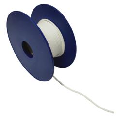 Geëxpandeerd 100% virgin PTFE koord | diameter 2,4 mm | Rol = 12 meter