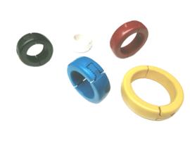 NBR rubber beschermring | identificatiering slangen