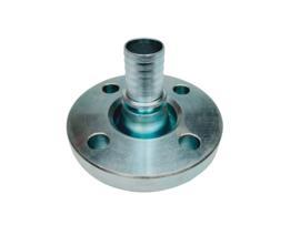 Flenskoppeling RVS 316 PN10/16 voor klemschaalmontage | DRAAIBAAR