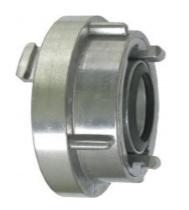 Storz verloopstuk aluminium NOK / NA 66 - NOK / NA 89