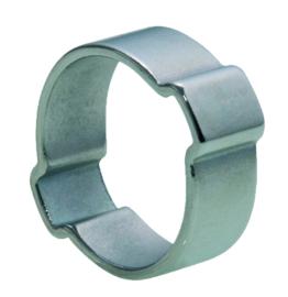 Mikalor 2-oor slangklem | Oorklemband - Bereik 7-9 mm