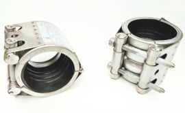 Reparatieklemmen  | Pijpklemmen | Dresser + VJ ringen