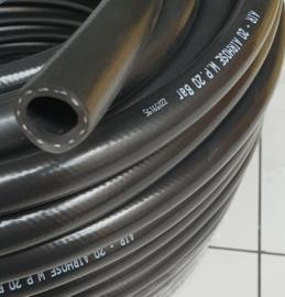 PVC-Nitril luchtslang / waterslang oliebestendig WP 20 bar | 12,7 mm x 50 meter | € 1,68 per meter