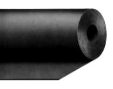 Vloerrubber + Ribloper Fijn / Breed + Hoogspanningslopers