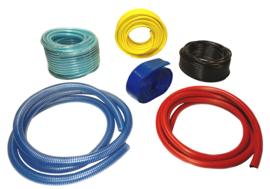 PVC waterslangen | luchtslangen | zuig- & pers slangen