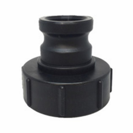 IBC adapter S60 x 6 + kamlok type A DN 25 / 1""