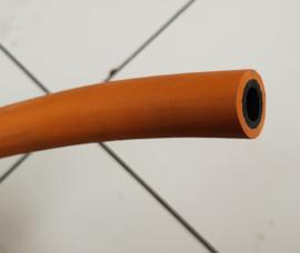 Propaangas slang rubber 6 mm x 20 meter oranje EN 559 / ISO 3821