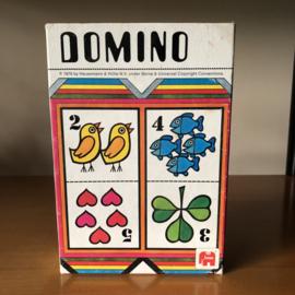Vintage domino spel