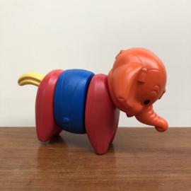 Tupperware olifant