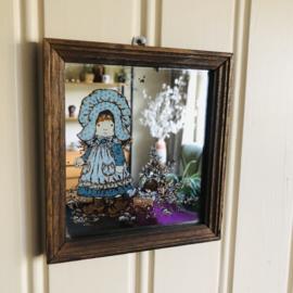 Sarah Kay spiegel klein