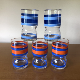 Vintage glaasjes