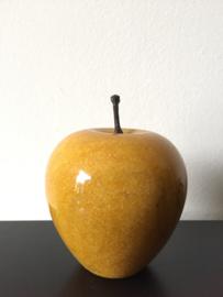 Vintage albasten appel