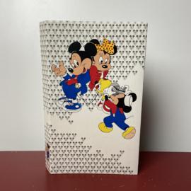 Mickey en Minnie mouse fotomapje