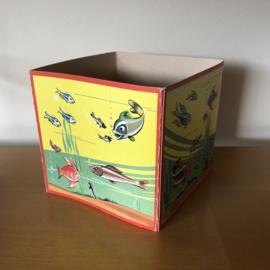 Vintage Dobbertje duik spel