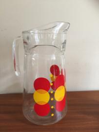 Vintage glazen sapkan bolletjes