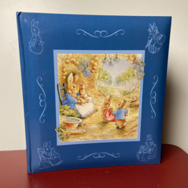 Baby fotoalbum Beatrix Potter