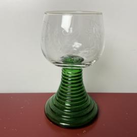 Vintage  wijnglazen luminarc france