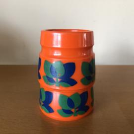 Oranje emsa eierdopjes