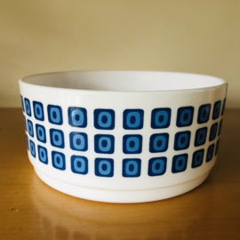 Arcopal Squares schaal blauw