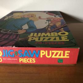 Vintage puzzel Jumbo