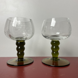 Vintage Roemer Austria wijnglazen