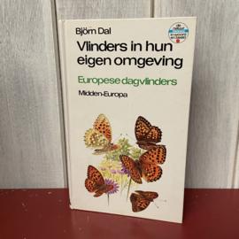 Vlinders in hun eigen omgeving