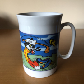 Disney mok Goofy
