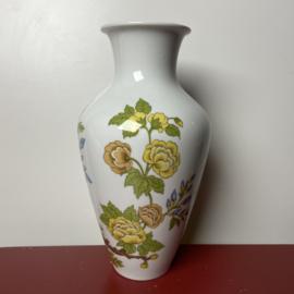 Vaas met wilde bloemen motief