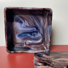 glazen doos de Lindenboom door Copier