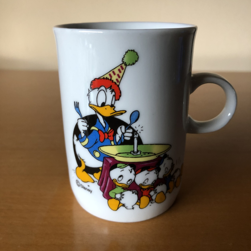 Disney mok Donald Duck