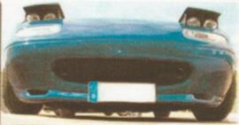 MAZDA MX5 MK1 FRONT BUMPER SPOILER