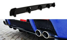 ALFA ROMEO 147 GTA CENTRAL REAR SPLITTER (with vertical bars)